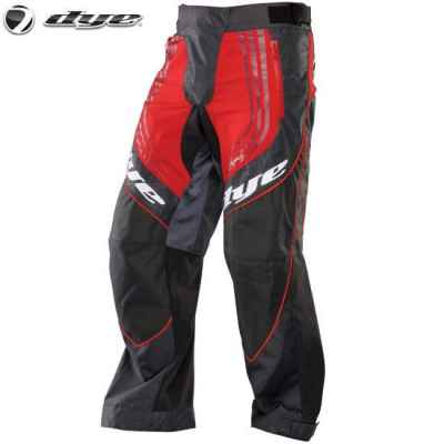 DYE C14 UL Paintball Hose / Pant (Red / Rot, XS/S) | Paintball Sports