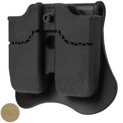Amomax 1911 Doppel Magazinholster | Paintball Sports