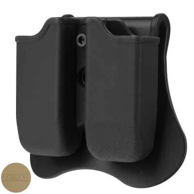 Amomax Glock Doppel Magazinholster | Paintball Sports
