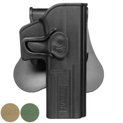Amomax Paddleholster für Glock 17/22/31 Modelle | Paintball Sports