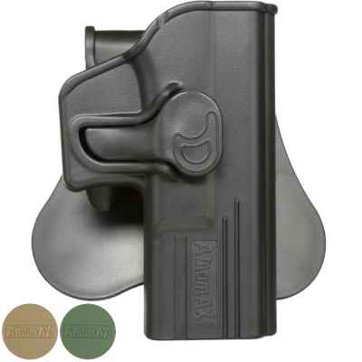 Amomax Paddleholster für Glock 19/23/32 Modelle | Paintball Sports