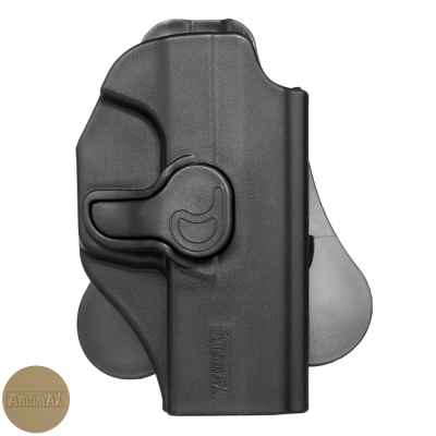 Amomax Paddleholster für P99 Modelle | Paintball Sports