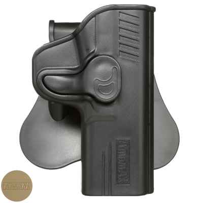 Amomax Paddleholster für Smith & Wesson MP9 Modelle | Paintball Sports