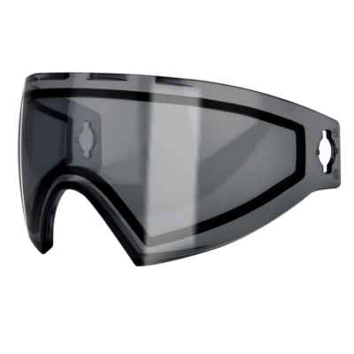 Carbon OPR Paintball Thermal Maskenglas (Smoke)   Paintball Sports