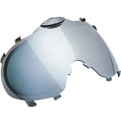 DYE I3 Paintball Thermal Maskenglas (Silver Mirror) | Paintball Sports