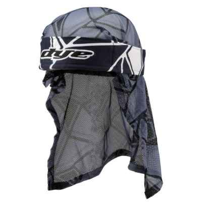 Dye Paintball Head Wrap (Infused - Navy/Black/Grey) | Paintball Sports