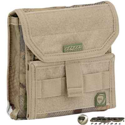 Dye Tactical Admin ID Molle-Tasche (Dyecam)   Paintball Sports