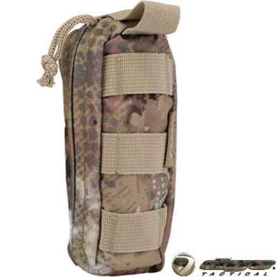 Dye Tactical Molle Dump Pouch / Pod Sack (Dyecam) | Paintball Sports