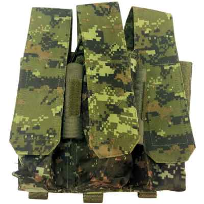 EVA 3+2 Molle Pod Tasche (camo) | Paintball Sports
