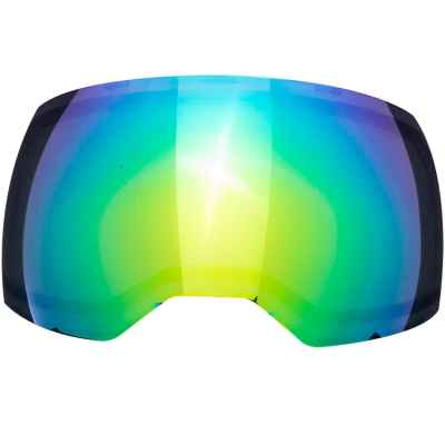 Empire EVS Paintball Thermal Maskenglas (Green Mirror) | Paintball Sports