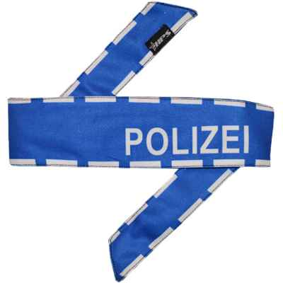 HPS Paintball Head Band (Polizei) | Paintball Sports