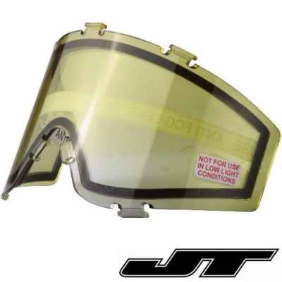 JT Spectra Paintball Thermal Maskenglas (fade gelb) | Paintball Sports