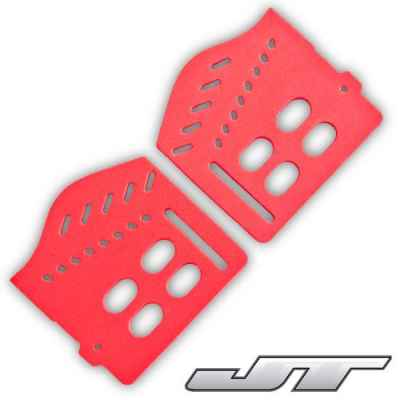 JT Spectra Soft Ear Piece (rot) | Paintball Sports