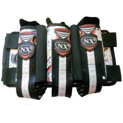 NXe Elevation Pro Edition Battlepack (3+2+2) Zach Long Edit. | Paintball Sports