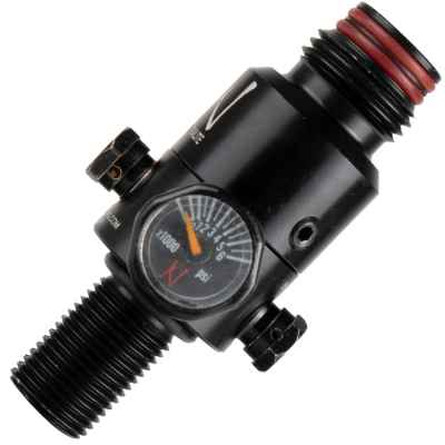 Ninja Air 200 Bar ULTRALITE Paintball HP Regulator (3000 PSI) | Paintball Sports