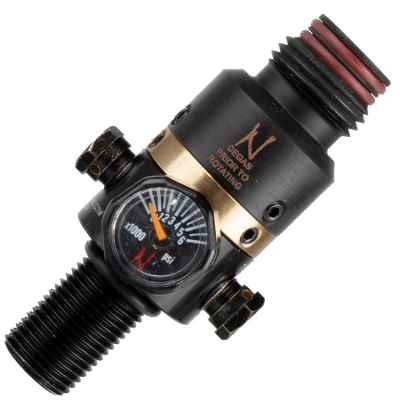 Ninja Air Paintball Pro V2 SHP Regulator (4500 PSI/300 Bar) | Paintball Sports