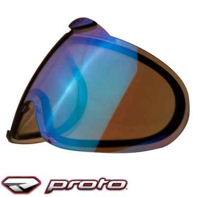 Proto Switch EL Paintball Thermal Maskenglas (Blue Ice)   Paintball Sports