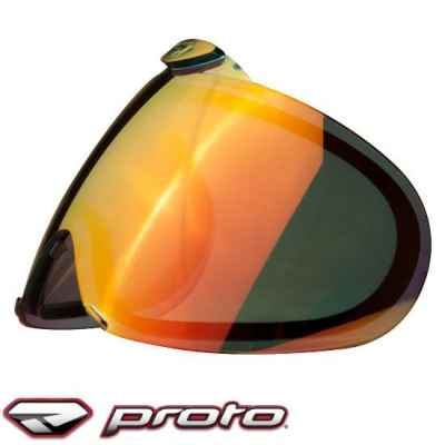 Proto Switch EL Paintball Thermal Maskenglas (Bronze Fire)   Paintball Sports