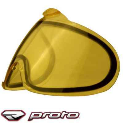 Proto Switch EL Thermal Glas (gelb)   Paintball Sports