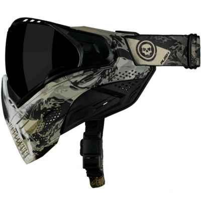 Push Unite Paintball Maske (Headhunter LA Infamous Edition) | Paintball Sports