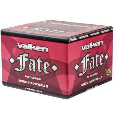 Valken Fate Premium Field Paintballs (2000er Karton) | Paintball Sports