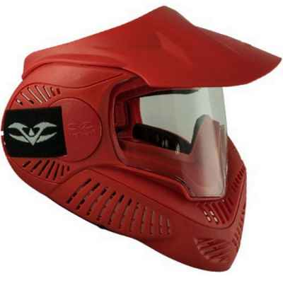 Valken Annex MI-3 Paintball Field Maske (rot) | Paintball Sports