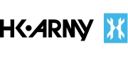 Paintball Produkte der Marke HK Army gibt es bei Paintball Sports