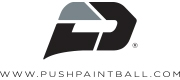 Paintball Produkte der Marke Push Paintball gibt es bei Paintball Sports